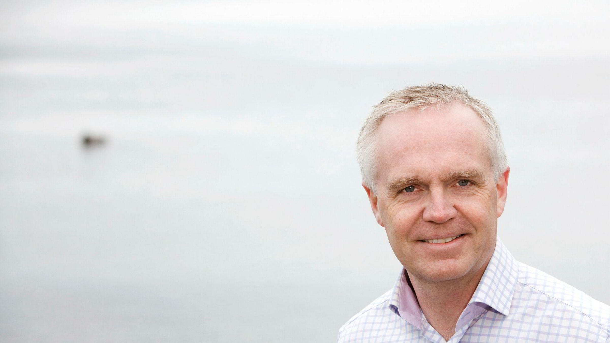 Administrerende direktør Raimond Pettersen og Komplett Bank vil på Oslo Børs.