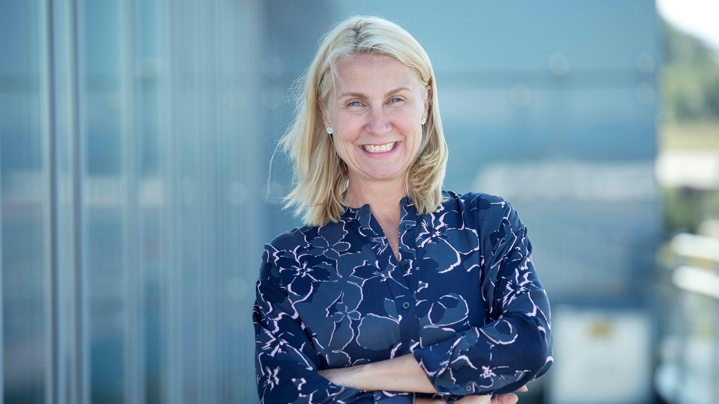 Kristin F. Kragseth leder nå Norges nest største oljeselskap - Vår Energi.