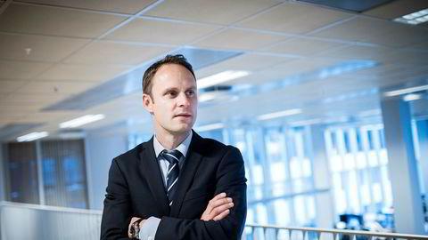Valutastrateg Magne Østnor i DNB Markets tror spekulantene i valutamarkedet en tid være tilbakeholdne med å øke sine kroneposisjoner igjen.
