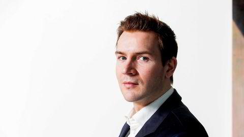 Aksel Engebakken, analytiker i ABG, har fortsatt klokkertro på it-selskapet Nordic Semiconductor.