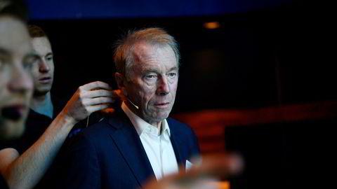 – Det er veldig overraskende at Dominos gir opp, sier Jens Ulltveit-Moe