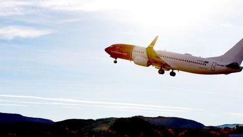 Norwegian vil fly direkte til Kina, men hindres av en avtale som gir SAS enerett i Skandinavia på å fly over Russland på vei mot Sørøst-Asia.