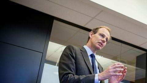 Professor og advokat Filip Truyen i Verdipapirlovutvalget vil skjerpe straffen i tilfeller der det bevisst lekkes innsideinformasjon.