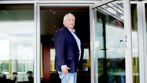 Torstein Ingvald Tvenge er den syvende største aksjonæren i Next Biometrics, med rundt 3,11 prosent av aksjene i selskapet. For ett år siden tok han nesten 30 millioner i papirtap.