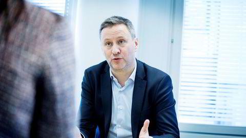 Sjeføkonom Frank Jullum i Danske Bank venter sterkere vekst i norsk økonomi i år.