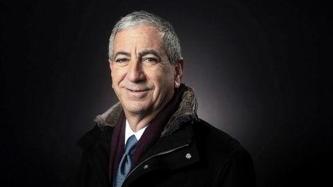 Ken Moelis, grunnlegger, styreformann og administrerende direktør i investeringsbanken Moelis & Co som han opprettet under finanskrisen i 2007.