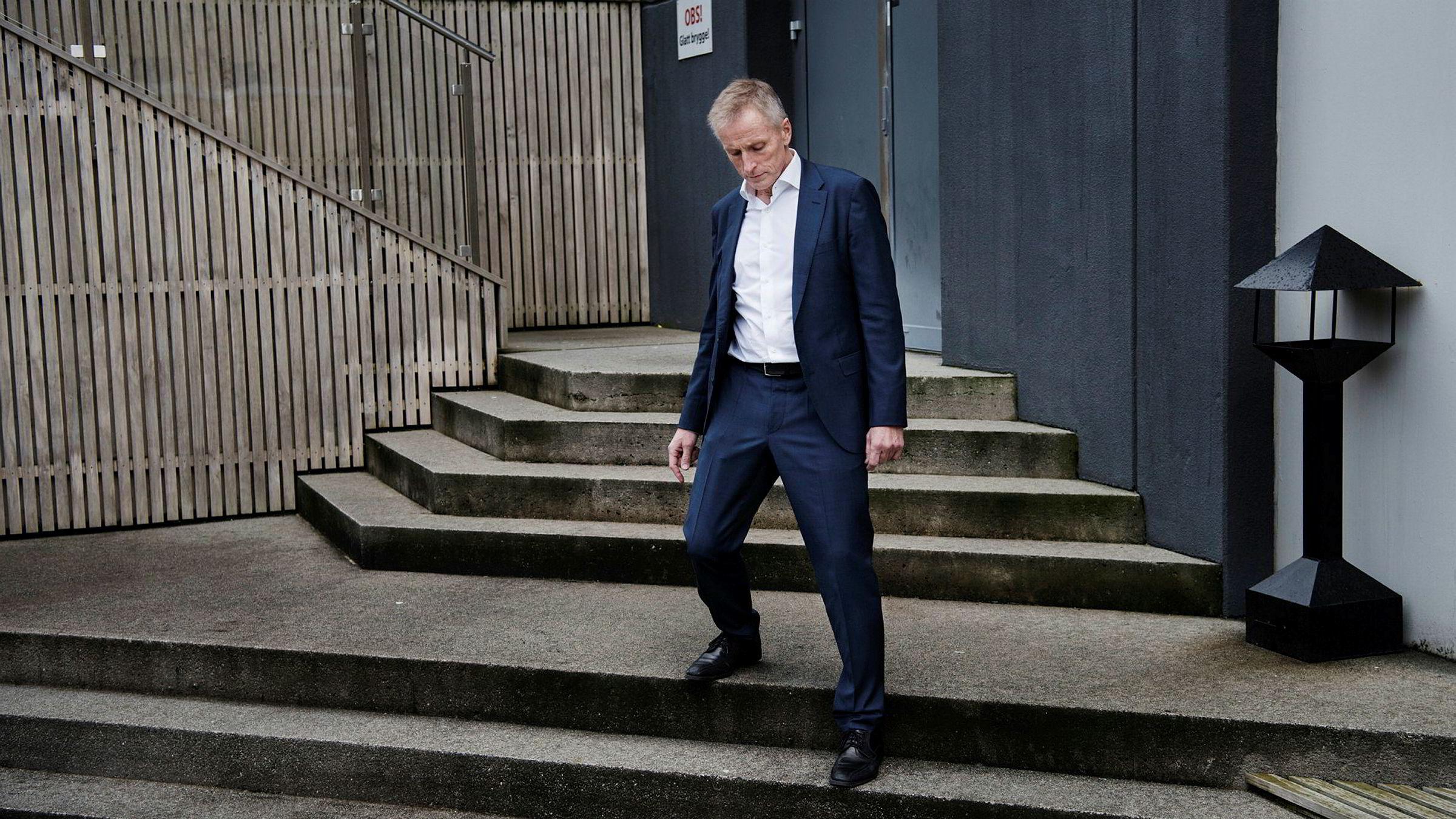 Helge Hammer protesterte lenge mot oppkjøpet av Faroe Petroleum. Nå er han i gang med en ny oljesatsning.