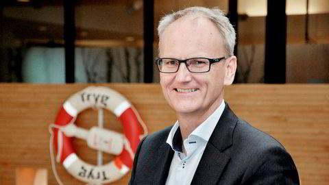 Espen Opedal, direktør for Tryg Forsikring i Norge.