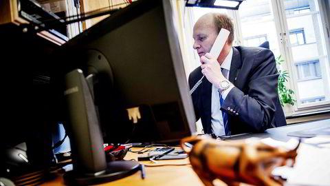 Anders Werp går for å integrere Økokrim med Kripos, slik flertallet i utvalget som har vurdert politiets særorgan forslår