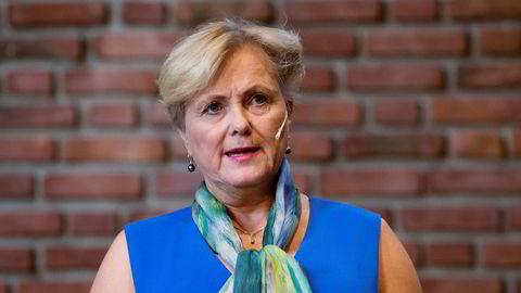 Thorhild Widvey (H) skal vitne i rettssak mot Statoil.