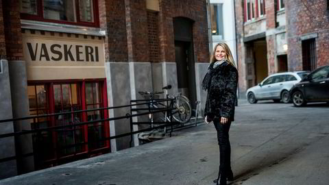 Merete Mandt Larsen, ny daglig leder for Mediebyråforeningen.