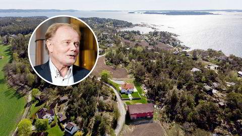 Advokat Sveinung O. Flaaten mener odelsretten bør revurderes. Han representerte en grunneier som må flytte fra gården Vestre Grimsøen.