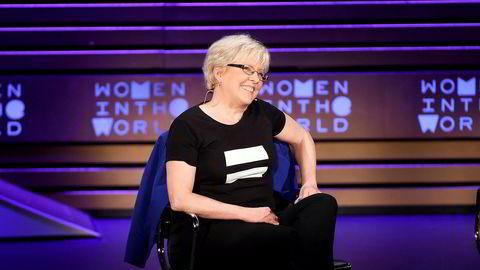 Tidligere Kina-redaktør Carrie Gracie har frontet kampen om lik lønn for likt arbeid i BBC.