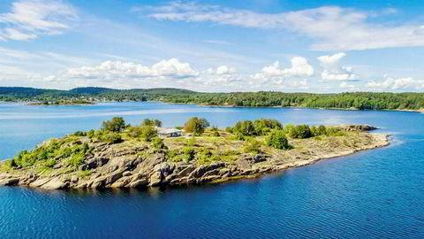 – Det er en fantastisk eiendom, men den ligger på en øy. Markedet har da svart på det slik at de mente at 40 millioner var for mye, sier eiendomsmegler Tore Solberg i Eiendomsmegler 1 Sandefjord.