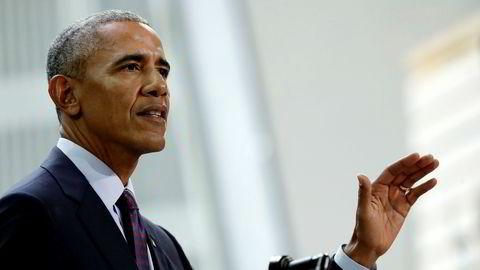 USAs ekspresident Barack Obama deltar torsdag på to politiske møter etter å ha holdt en lav profil i flere måneder. Hva han skal si, er imidlertid ikke kjent.