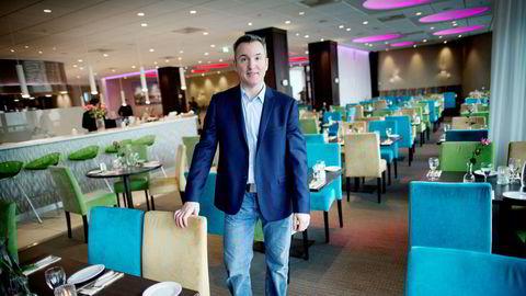 Peter Wiederstrøm, hotellanalytiker i Wiederstrøm Hotel Consulting, har sjelden opplevd like sterke tall som hotellene i Tromsø leverte i februar.