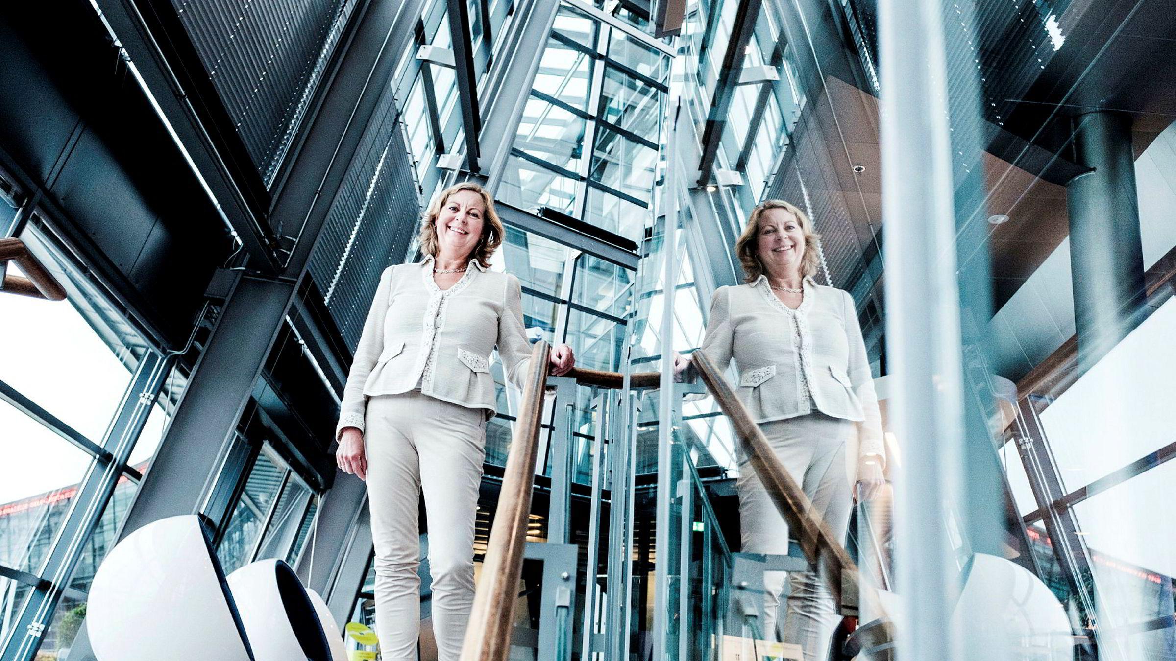 Telenor Norge-sjef Berit Svendsen sier det ligger en betydelig verdi i å ha det raskeste mobilnettet.