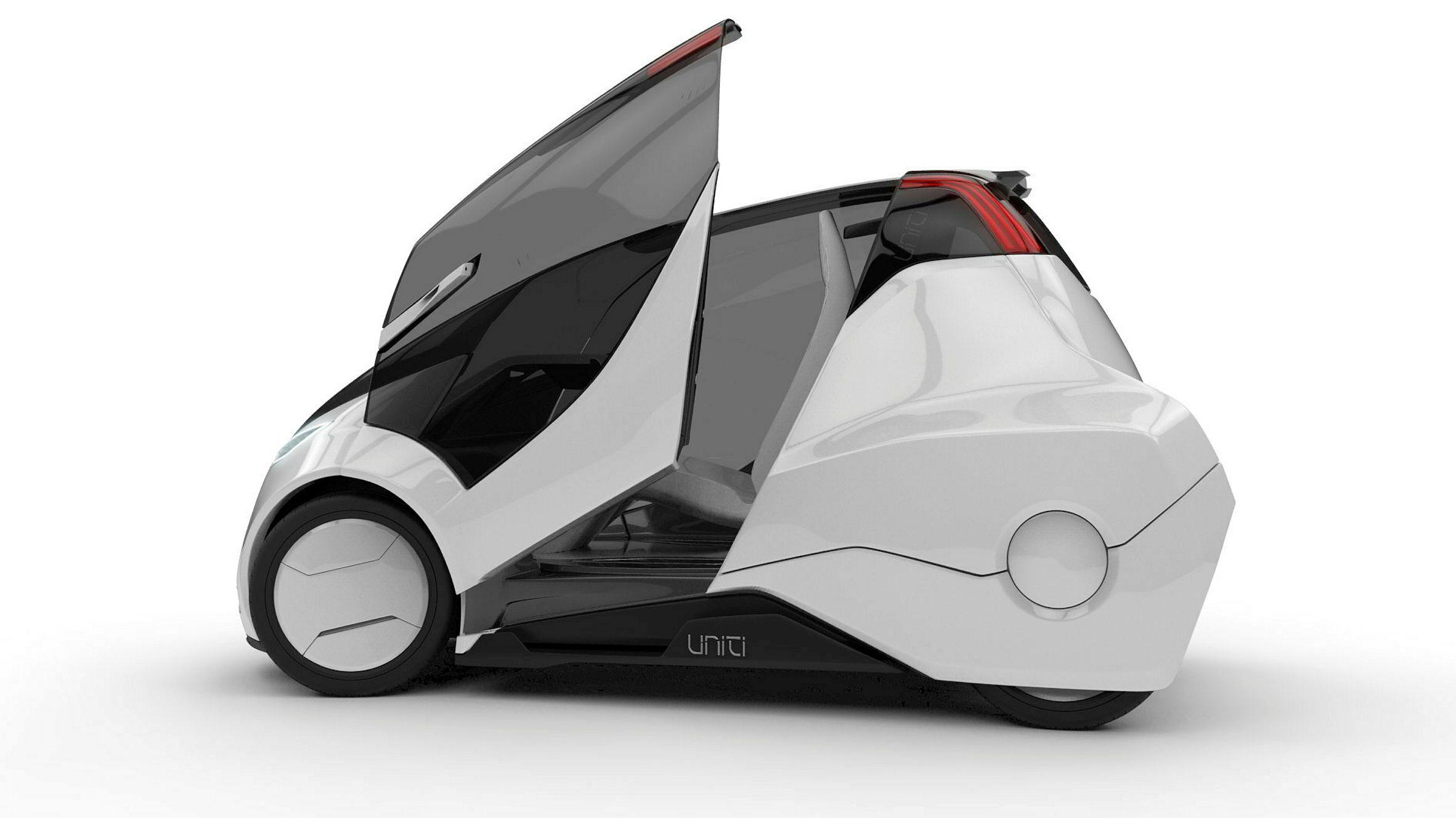 Den svenske elbilen Uniti kan være på veien om et par år.