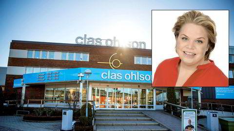 Clas Ohlson Emneside | DN