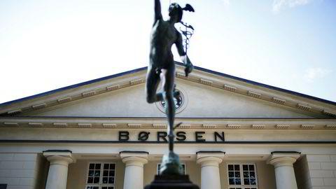 Det var bred oppgang på Oslo Børs tirsdag, hvor DNB var den eneste aksjen av de mest omsatte som falt etter at banken holdt kapitalmarkedsdag.