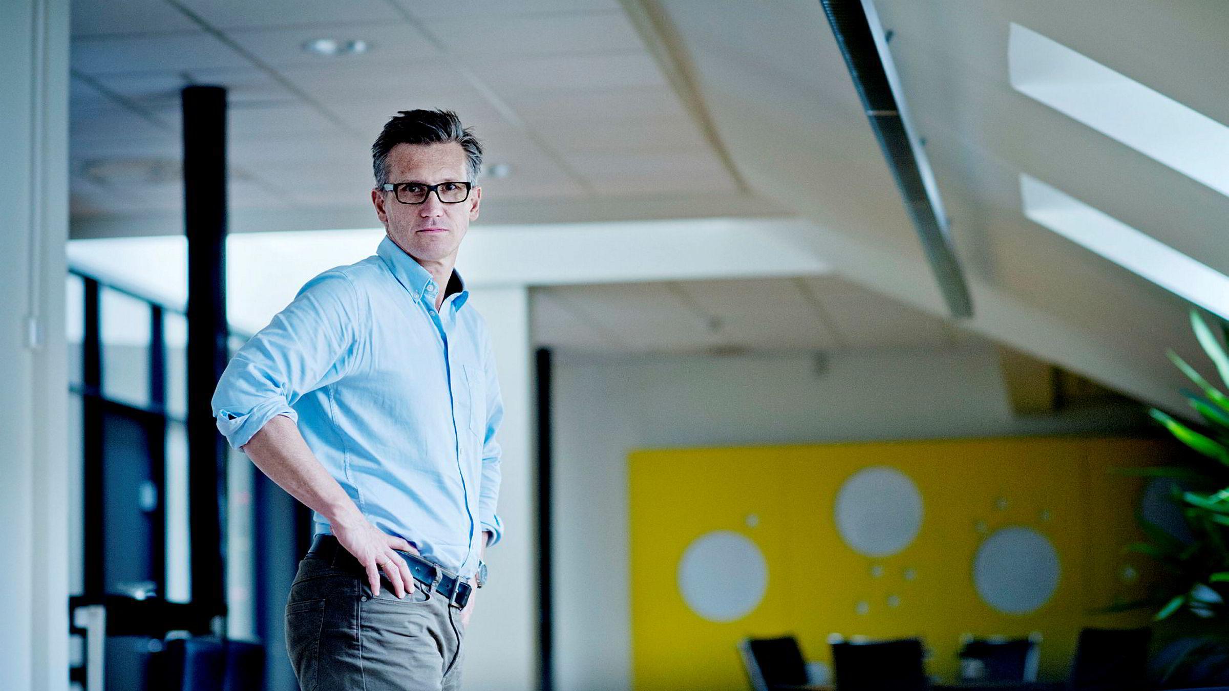 «Jeg ønsker ikke et samfunn der alt vi gjør blir analysert og får konsekvenser, som når kredittvurderinger påvirkes av om jeg lader mobilen om natten», sier Datatilsynets direktør Bjørn Erik Thon.