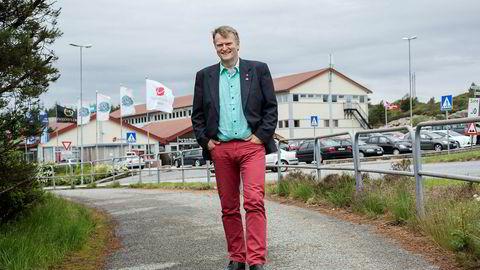 Stortingsrepresentant Ove Trellevik (H).