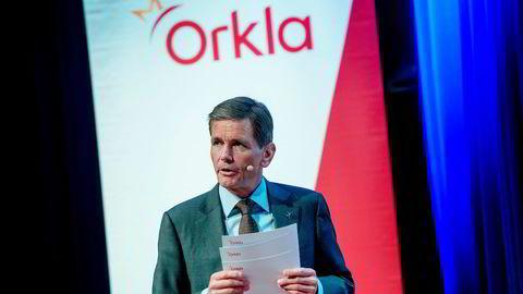 – Vi har sagt klart og tydelig at Sapa er ikke en langsiktig eierposisjon for Orkla. Over tid skal vi ut av Sapa, sier konsernsjef i Orkla Peter A Ruzicka, sier konsernsjef i Orkla Peter A Ruzicka.