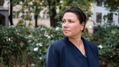 Arbeidspolitisk talsperson Heidi Nordby Lunde (H) mener skattefradrag for renholdsbransjen er feil tiltak for å få bukt med svart arbeid.