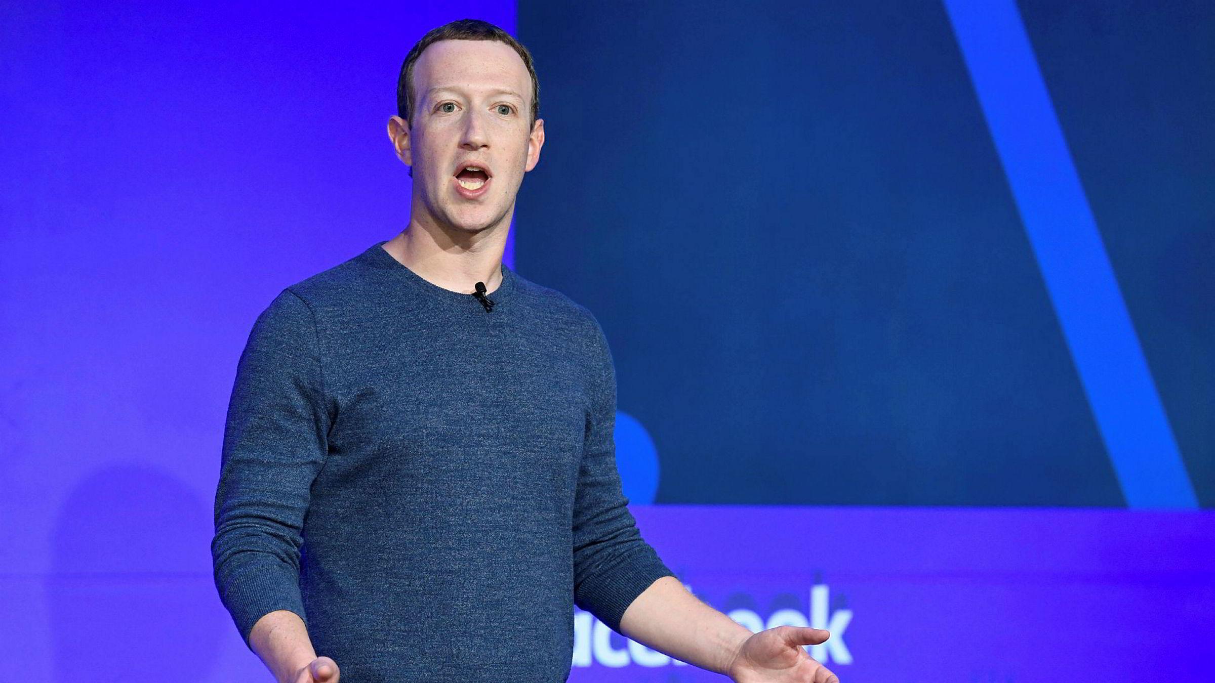 Libra fikk en meget kjølig mottagelse da Mark Zuckerberg lanserte den digitale valutaen i juni.