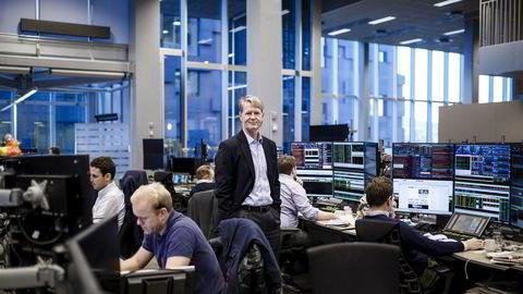Analysesjef Morten Jensen i DNB Markets.