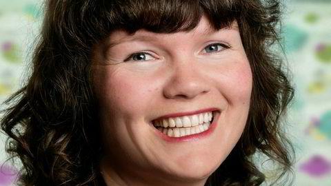 Ragnhild Silkebækken, programleder i NRK.