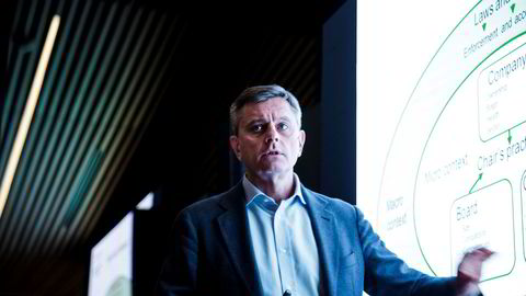 Professor Stanislav Shekshnia var nylig invitert til Oslo av Wikborg Rein og Scandinavian Executive Institute for å snakke om hva som skaper et effektivt styre.