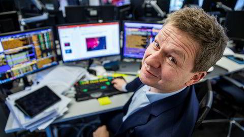 Kredittanalysesjef Pål Ringholm i Sparebank 1 Markets har lenge stusset over at markedet ikke har reagert mer på koronaviruset.