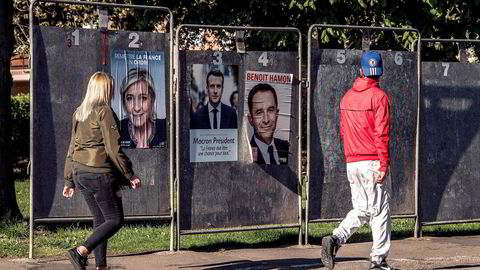 Tallene er basert på en valgdagsmåling gjort tidlig søndag ettermiddag. Kanalen har ikke opplyst hvilket meningsmålingsinstitutt som står bak tallene, eller hvor mange personer som er spurt.
