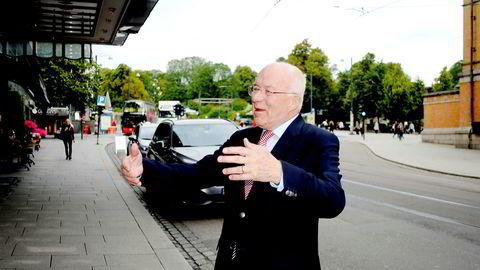 Etter 20 års kamp kaller fortsatt Europarådets Herwig van Staa korrupsjon for den største trusselen mot demokratiet i Europa.