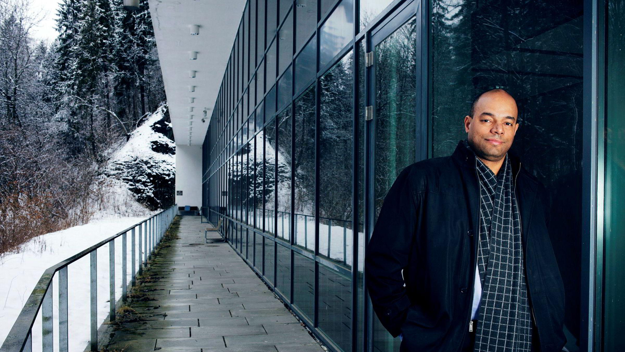 Thomas Anglero er innovasjonsdirektør i IBM Norge mener det er viktig å utnytte mulighetene i teknologien.