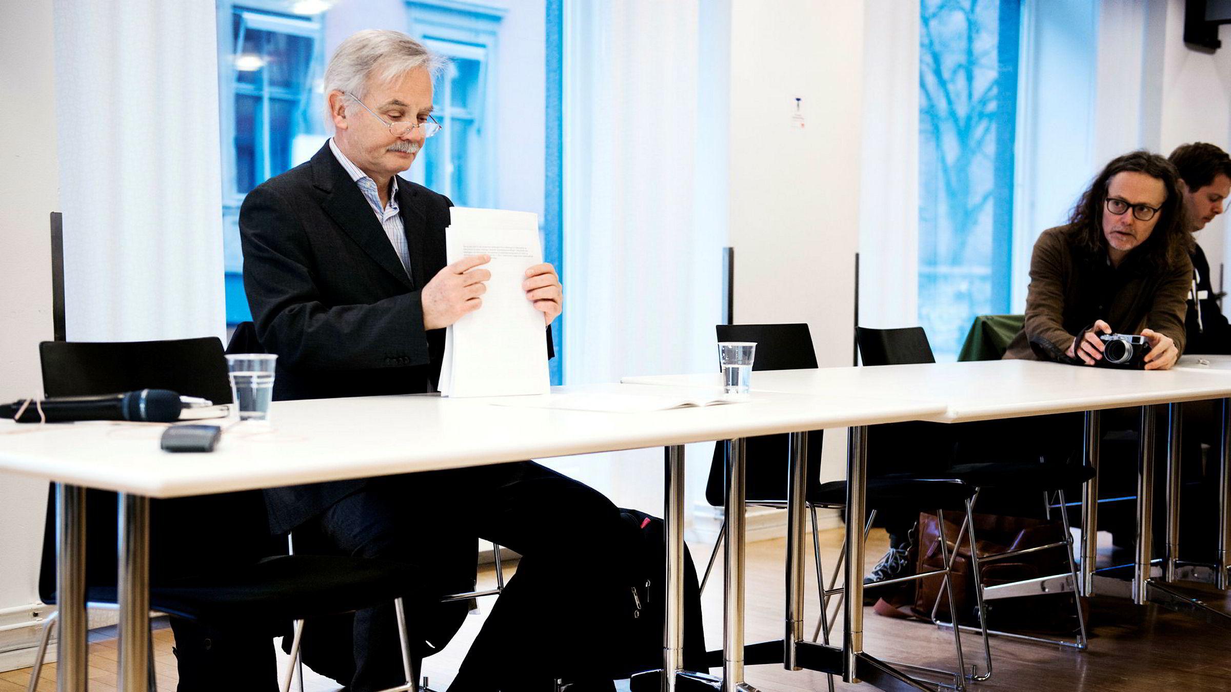SSB-forsker Ådne Cappelen mener rapporten fra SSBs strategigruppe ikke svarer på grunnleggende spørsmål om SSBs forskning.