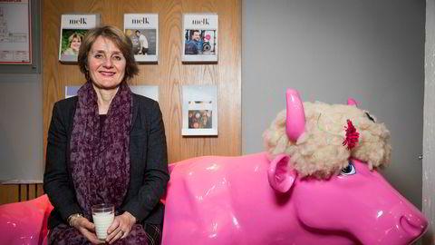 – Den svenske forskningsartikkelen er basert på en studie fra 2014. Den samlede forskningen viser derimot at melk er sunt, sier Ida Berg Hauge, daglig leder av Opplysningskontoret for Meieriprodukter.