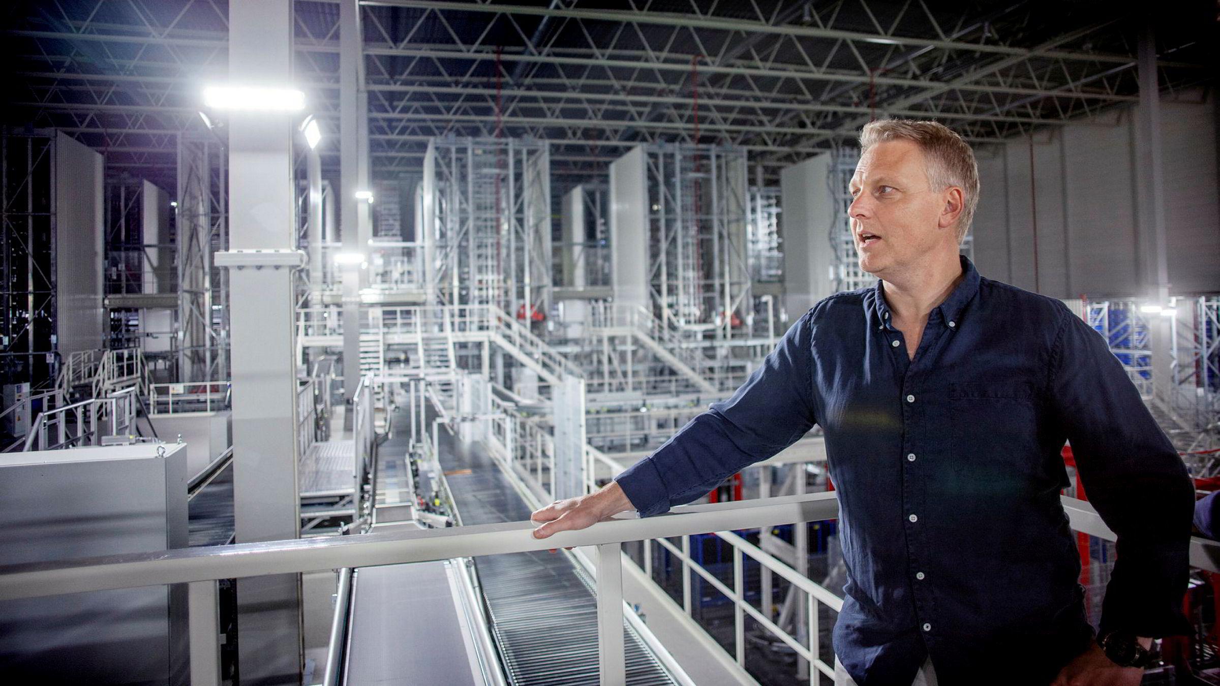 Rema-direktør Trond Bentestuen trodde forskjellen i innkjøpspriser var tre-fire prosent. Nå viser det seg at forskjellen er opp mot 15 prosent hos enkelte leverandører.