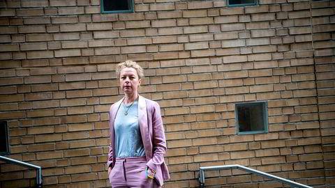 Assisterende Økokrim-sjef Hedvig Moe får kritikk fra Skatteetaten for å ikke sende over flere rapporter etaten kan bruke i arbeidet mot økonomisk kriminalitet.