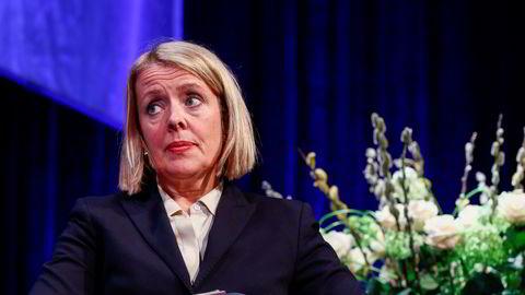 PST-sjef Benedicte Bjørnland opprettholder vurderingen fra 9. mai om at det er sannsynlig at noen vil forsøke å gjennomføre et terrorangrep i Norge.