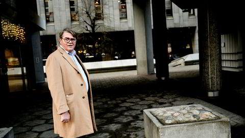 Jan Petter Sissener er den tiende største aksjonæren i Europris, og peker på to årsaker til at han mener tirsdagens børsfall er en overreaksjon.