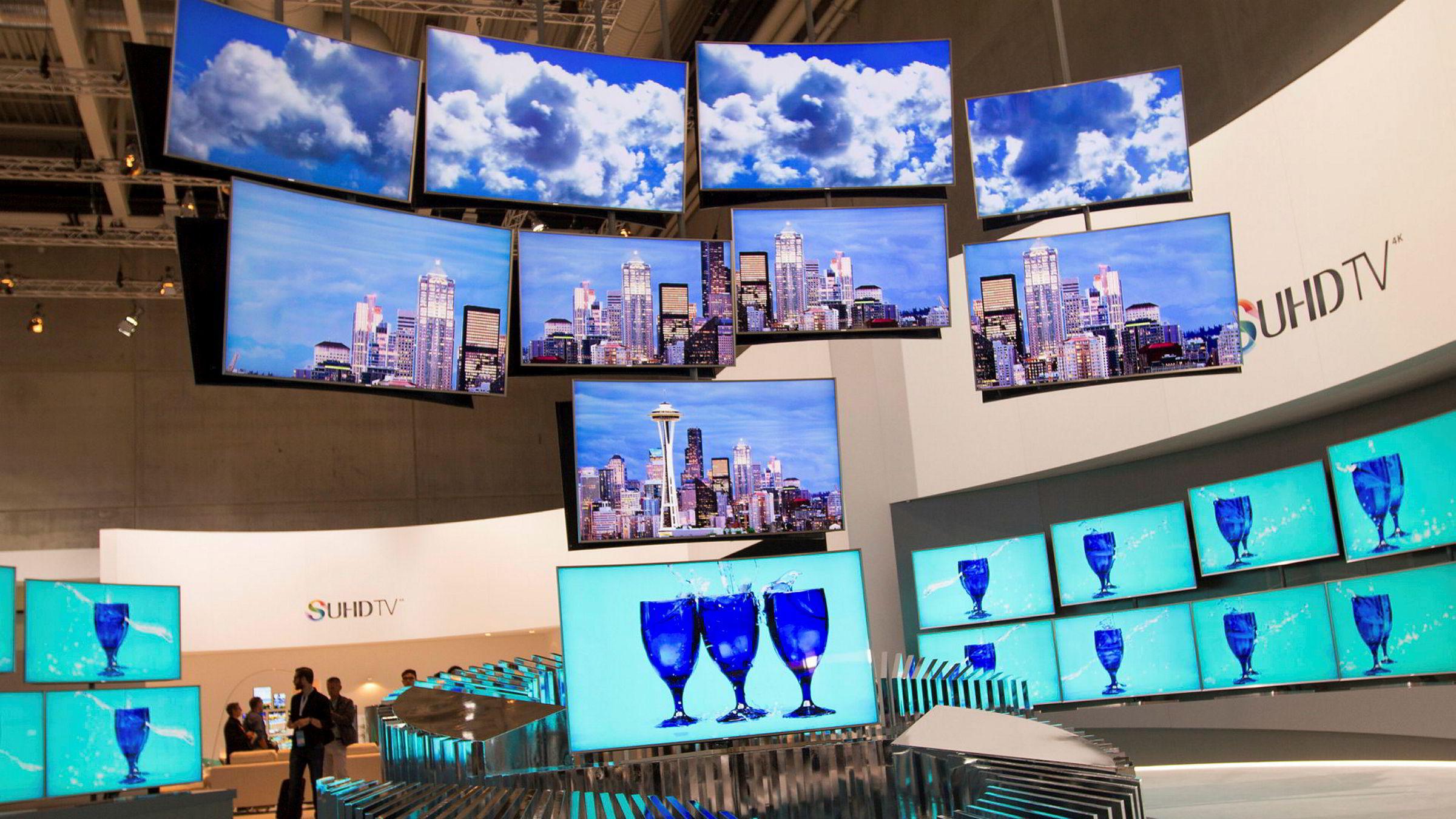 f418f21d Det er mange tv-er å velge mellom på markedet. Her er noen tips