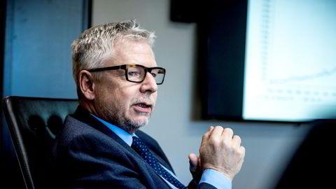 Erik Bruce, sjefanalytiker i Nordea Markets, tror markedene er sårbare for negative nyheter om gjenåpning av samfunnet.
