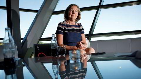 Telenors norgessjef Berit Svendsen sier opp rundt 80 ansatte som følge av digitalisering og automatisering av arbeidsoppgaver. – Nå skal vi gjøre vårt for at de berørte blir godt ivaretatt og får en god oppfølging i tiden fremover, sier Svendsen.