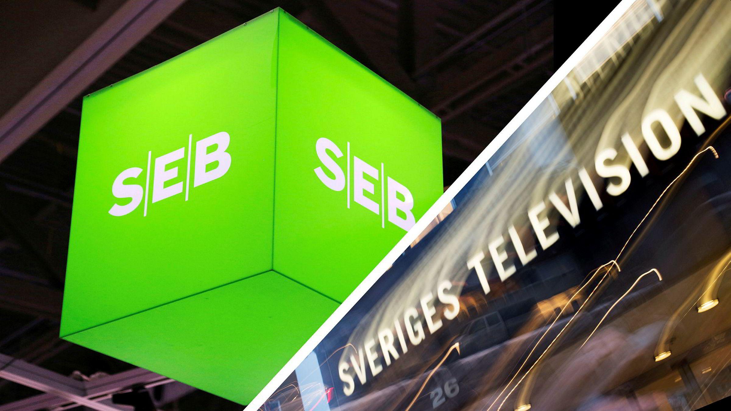 Fredag morgen gikk SEB ut med informasjon om at SVTs program Uppdrag Granskning har tatt kontakt om en potensiell hvitvaskingsskandale.