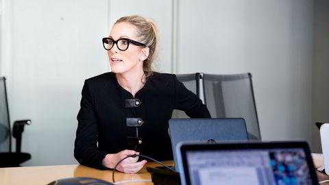 Anita Krohn Traaseth i Innovasjon Norge sier at det ikke var plass til alle som ønsket å være med i den store næringslivsdelegasjonen som neste uke reiser til Kina sammen med statsminister Erna Solberg.