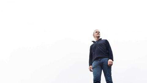 Ap-leder Jonas Gahr Støre i Tvedestrand i juni i år.