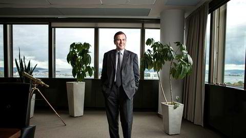 Signalene tyder på at Sparebank 1 SR-Bank-aksjen skal gå høyere. Styreleder Dag Mejdell er blant dem som har kjøpt seg opp.