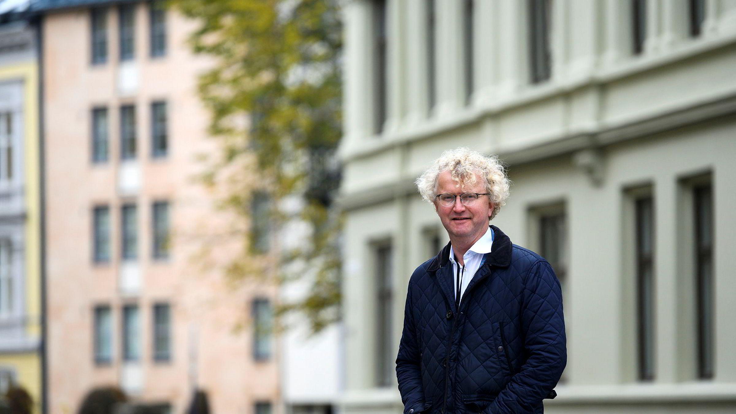 Jan Ludvig Andreassen, sjeføkonom i Eika Gruppen, mener vi får to-tre rentekutt allerede i år.